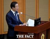 [TF사진관] 시정질문에 답하는 박원순 시장