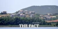[TF포토] 적막감 감도는 북한