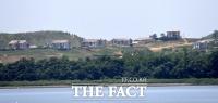 [TF사진관] '연일 남한 비방수위 높이는 북한'…긴장감 감도는 접경지대