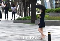 [TF사진관] '폭염과 자외선 피하기 대작전'