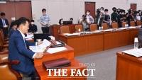 [TF사진관] 미래통합당 불참… '반만' 일하는 국회