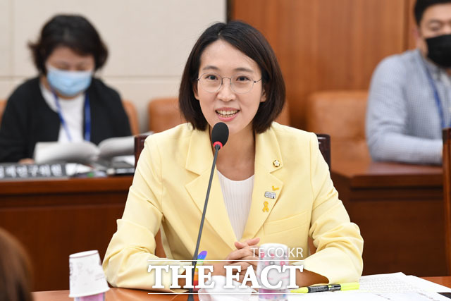 장혜영 정의당 의원