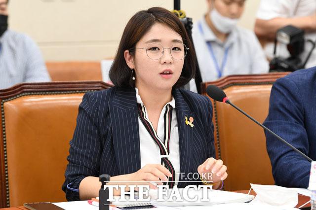 용혜인 기본소득당 의원