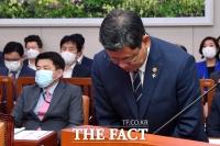 [TF초점] 文대통령, 김연철 사표 수리…'아무 것도 못했는데'