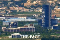 [TF사진관] 반파된 남북공동연락사무소 청사