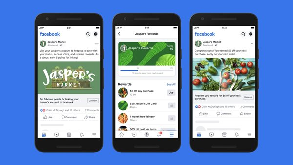 페이스북이 소상공인의 온라인 판매를 지원하는 페이스북 샵을 개설했다. /페이스북 제공