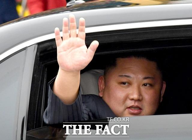 김정은 북한 국무위원장이 23일 노동당 중앙군사위원회 7기 5차 회의 예비회의를 주재하고 대남 군사행동계획을 보류했다. 일촉즉발의 상황으로 치닫는 남북관계가 한고비를 넘겼다. /임세준 기자