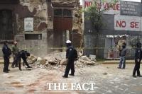 멕시코, 규모 7.4 강진…수천 명 대피