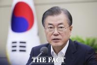 [TF초점] 한고비 넘긴 한반도…文 대북 메시지 주목