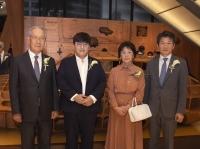 방시혁 빅히트 의장, '포니정 혁신상' 수상