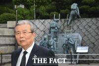 [TF포토] 한국전쟁 70년… 인천 찾은 김종인