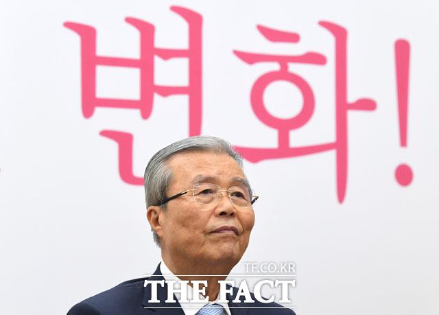 미래통합당 변화에 고심하는 김종인 위원장
