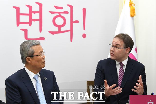 김종인 대표가 그리는 미래통합당의 변화는?