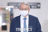 [TF사진관] 법정으로 향하는 양승태 전 대법원장