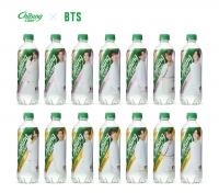 롯데칠성음료, '칠성사이다 복숭아·청귤 BTS 스페셜 에디션' 출시