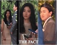 [TF사진관] 아모레 서민정·보광 홍정환 약혼…'삼성家까지 총출동'