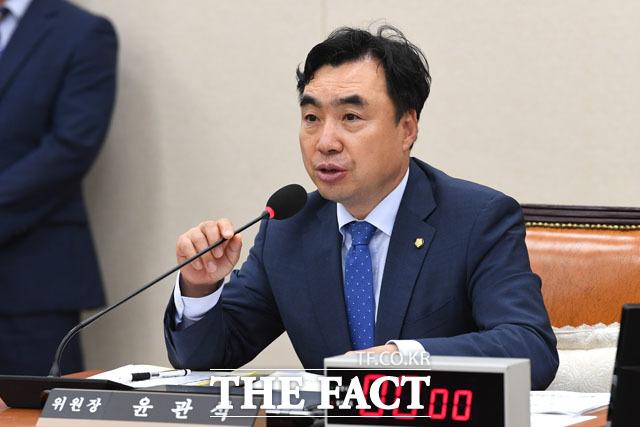 윤관석 국회 정무위원장.
