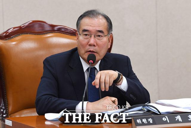 이개호 국회 농림축산식품해양수산위원장.