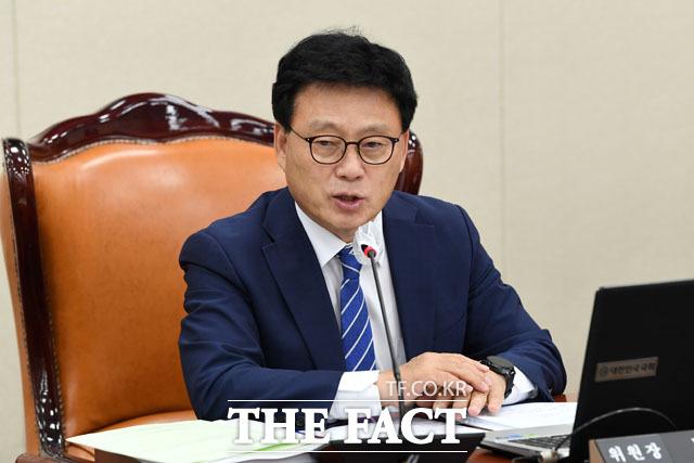 박광온 국회 과학기술정보방송통신위원장.