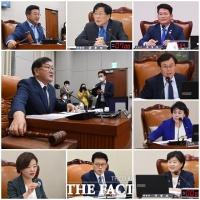 [TF사진관] 33년 만에 17개 상임위원장 싹쓸이한 더불어민주당