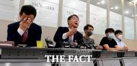 [TF사진관] 이상직 '이스타항공 지분 반납'…제주항공에 인수 촉구
