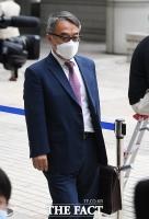 [TF포토] 법원 출석하는 임종헌