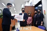 [TF사진관] 상임위 사임안 제출하는 미래통합당