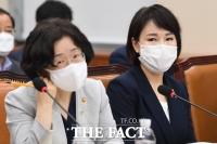 [TF포토] 정무위원회 출석한 전현희 신임 국민권익위원장
