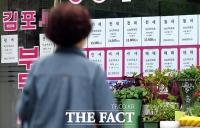 [TF사진관] '6·17 규제 피한 김포, 부동산 매물 급증'