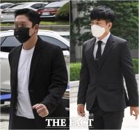 [TF사진관] '구하라 폭행˙협박' 최종범, 2심 법정구속