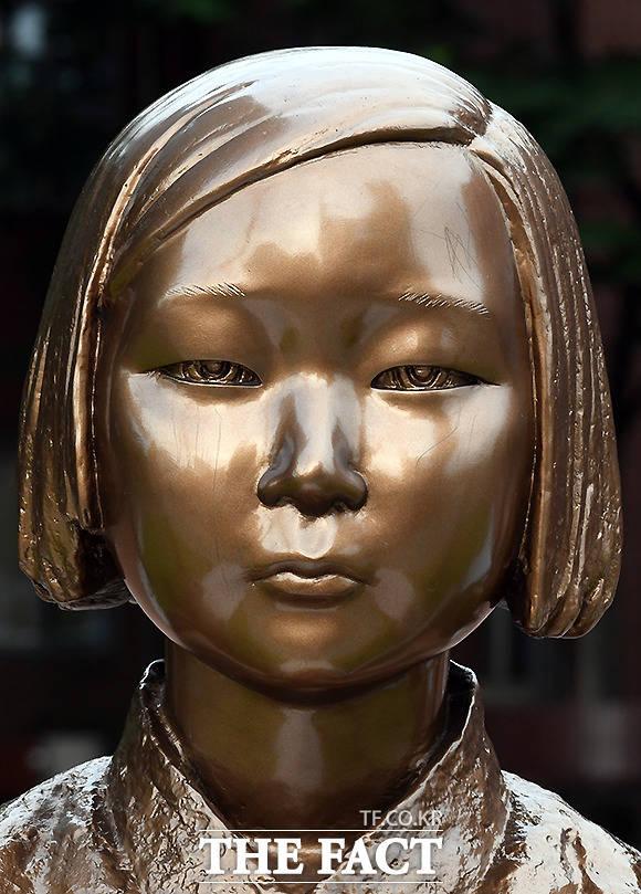 도봉구 평화의 소녀상은 관내 학생들과 시민단체, 구민들이 자발적으로 구성한 '도봉구 평화의 소녀상 건립추진위원회'의 홍보와 모금을 통해 4300만원을 모아 지난 2017년8월 건립됐다.