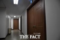[TF포토] '당대표 출마' 이낙연의 선거캠프 예정 사무실