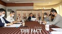 [TF사진관] '대한철인3종협회 스포츠공정위원회 회의'