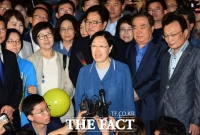 대검 감찰부, '한명숙 재판 위증교사' 마라톤 조사