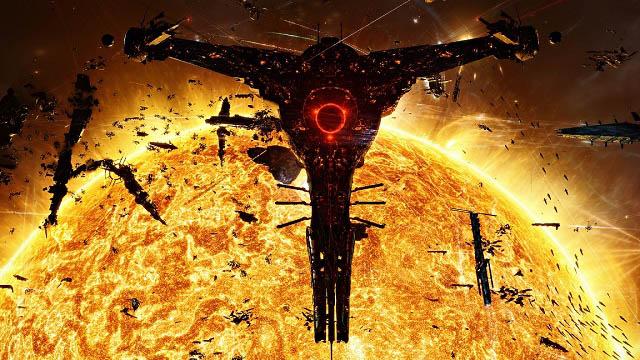 펄어비스 '이브 온라인'에 암 투병 이용자 위한 우주 전쟁 열린 ..