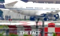[TF사진관] 비건 미국무부 부장관 방한…'대북 메시지 주목'