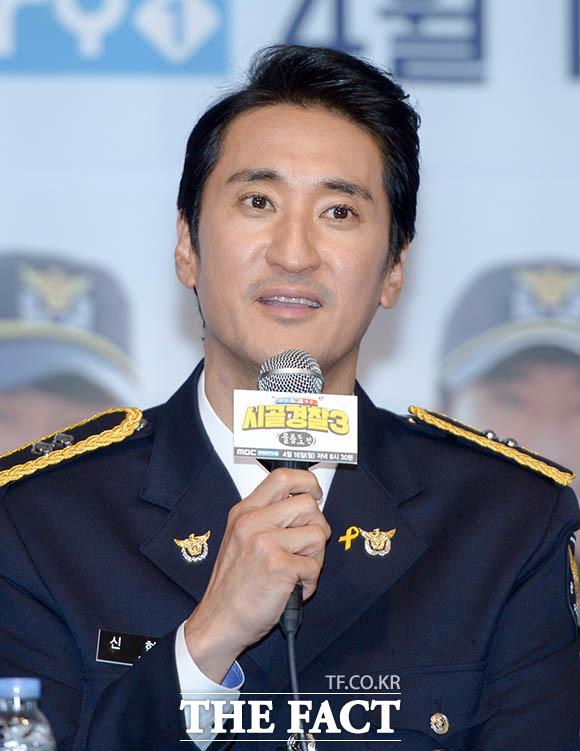 배우 신현준이 갑질을 했다는 전 매니저의 주장이 나왔다. 이에 신현준 측은 터무니없다고 반박했다. /더팩트 DB