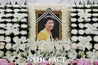 [TF사진관] 박정희 전 대통령 장녀 박재옥 씨 별세