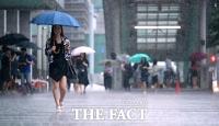 [오늘의 날씨] 전국에 '비'…경남해안·제주 200㎜ 이상