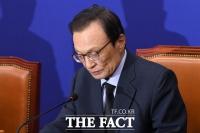 [TF포토] 박원순 서울시장의 죽음… 고개숙인 이해찬