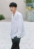 [TF인터뷰] 강동원, 시류를 타고 도착한 '반도'
