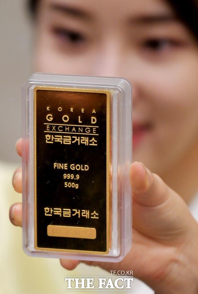 금값 고공행진…투자자들, '金테크'에 시선집중