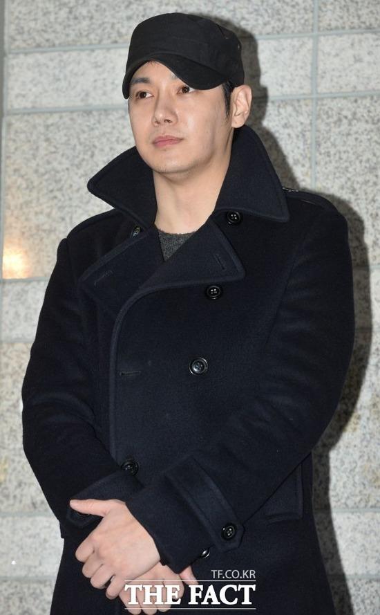 가수 환희가 지난 3월에 발생한 음주운전으로 검찰에 기소 송치 됐다. /더팩트 DB