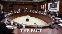 [TF사진관] 정세균 국무총리 주재로 열린 국정현안점검조정회의