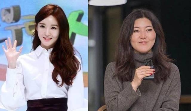 강민경(왼쪽) 한혜연은 유튜브 채널로 인기를 누렸으나 무분별한 PPL로 논란에 휩싸였다. /더팩트 DB, 한혜연 SNS 캡처