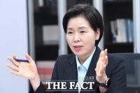 [TF인터뷰] '고졸 신화' 양향자, '반도체 설계자'서 '국가 미래 디자이너' 꿈꾼다
