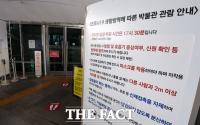 [TF포토] 재개장 앞둔 국립중앙박물관