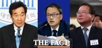 [TF초점] '당권 레이스' 이낙연 vs 김부겸…'박주민'이 변수?