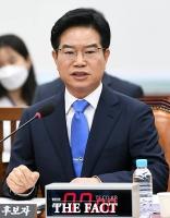 [TF사진관] 김창룡, 박원순 고소 유출... '경찰 잘못 있다면 책임질 것'