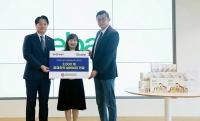 이베이코리아, '나눔 플랫폼' 역할…독거노인에 건강기능식품 전달